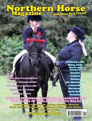 Northern Horse Magazine December 2018