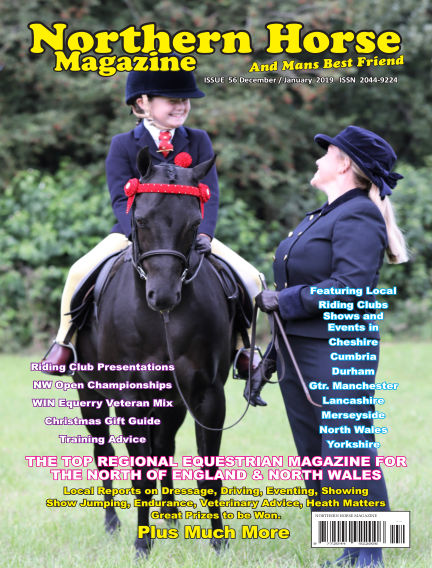 Northern Horse Magazine December 01, 2018 00:00