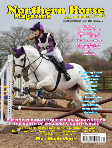 Northern Horse Magazine February 01, 2019 00:00