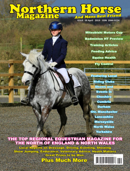 Northern Horse Magazine April 01, 2019 00:00