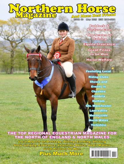 Northern Horse Magazine May 01, 2019 00:00