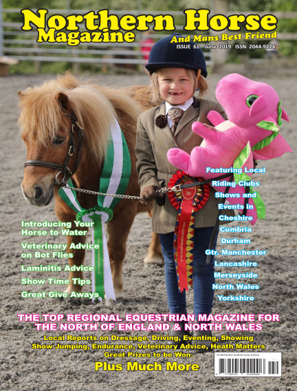 Northern Horse Magazine June 01, 2019 00:00