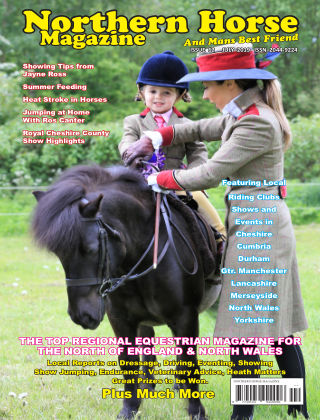 Northern Horse Magazine July 2019