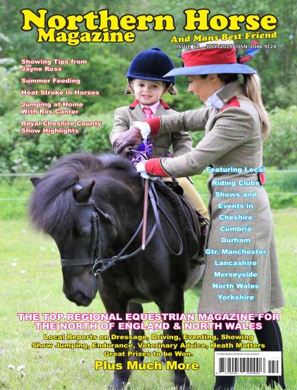Northern Horse Magazine July 01, 2019 00:00