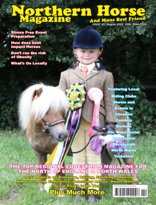 Northern Horse Magazine August 2019