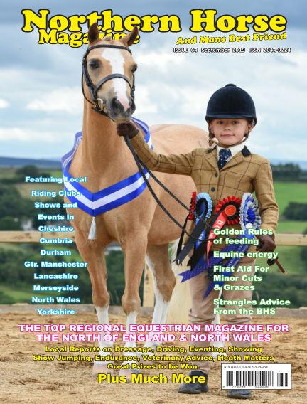 Northern Horse Magazine September 01, 2019 00:00