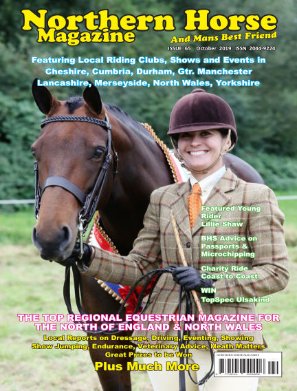 Northern Horse Magazine October 01, 2019 00:00