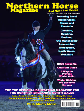 Northern Horse Magazine November 2019