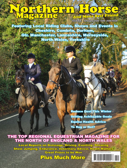 Northern Horse Magazine February 01, 2020 00:00