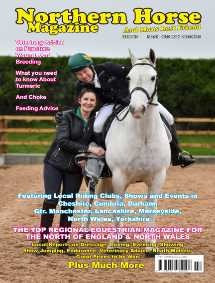 Northern Horse Magazine March 01, 2020 00:00