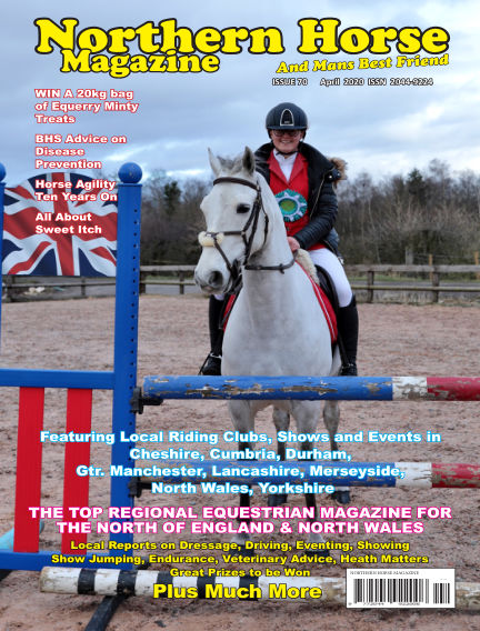 Northern Horse Magazine April 01, 2020 00:00