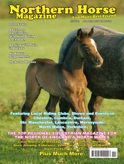 Northern Horse Magazine May 01, 2020 00:00