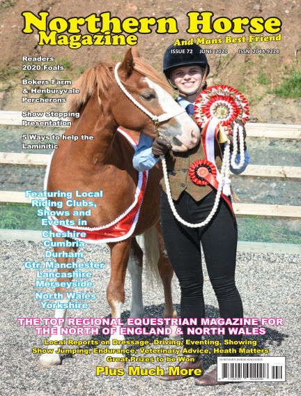 Northern Horse Magazine June 01, 2020 00:00