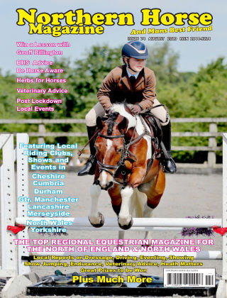 Northern Horse Magazine August 2020