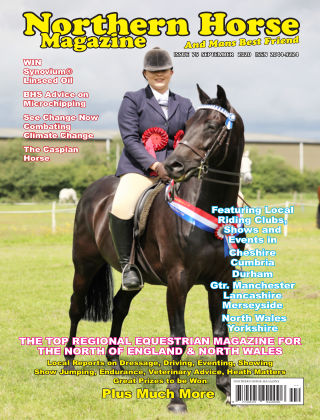 Northern Horse Magazine September