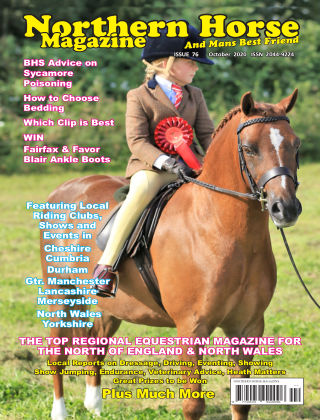 Northern Horse Magazine October 2020
