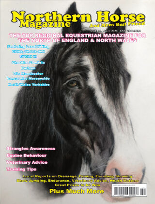Northern Horse Magazine April 21