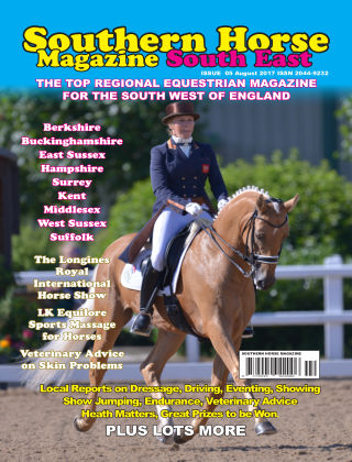 Southern Horse: South East  August 2017
