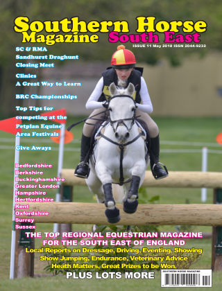 Southern Horse: South East May 2018