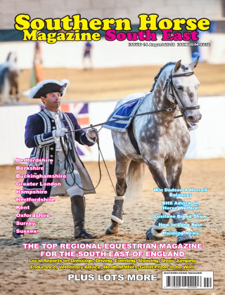 Southern Horse: South East August 2018
