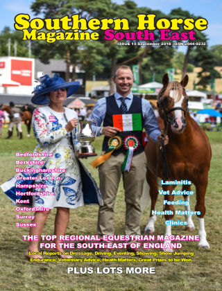 Southern Horse: South East September 2018