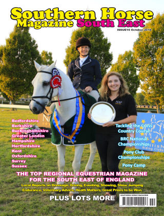 Southern Horse: South East October 2018