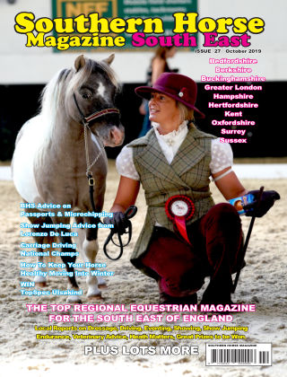Southern Horse: South East October 2019