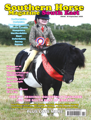Southern Horse: South East September 2020