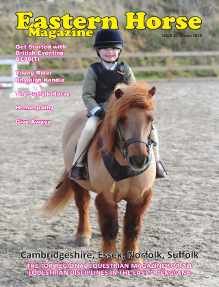 Eastern Horse Magazine March 2018