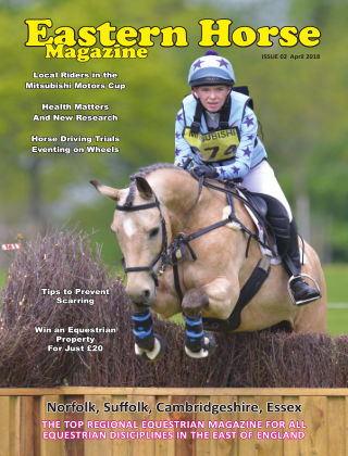 Eastern Horse Magazine April 2018