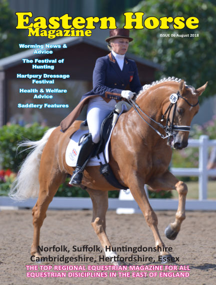 Eastern Horse Magazine August 01, 2018 00:00