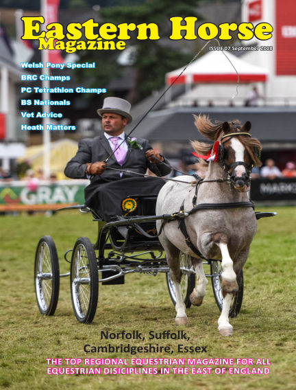 Eastern Horse Magazine September 01, 2018 00:00