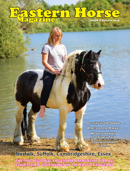 Eastern Horse Magazine October 01, 2018 00:00