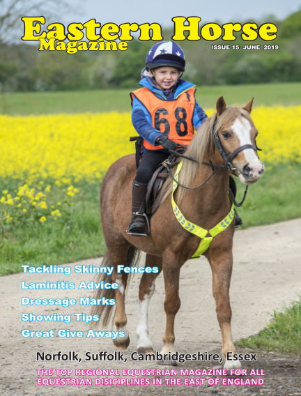 Eastern Horse Magazine June 01, 2019 00:00