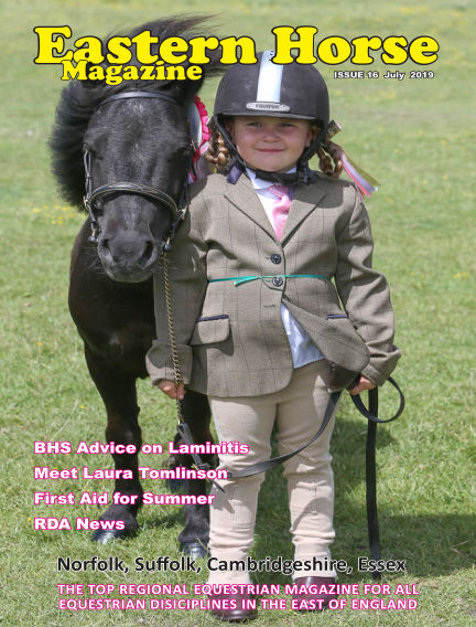 Eastern Horse Magazine July 01, 2019 00:00
