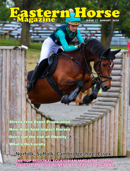 Eastern Horse Magazine August 01, 2019 00:00