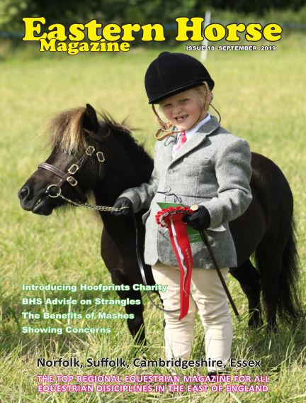 Eastern Horse Magazine September 01, 2019 00:00