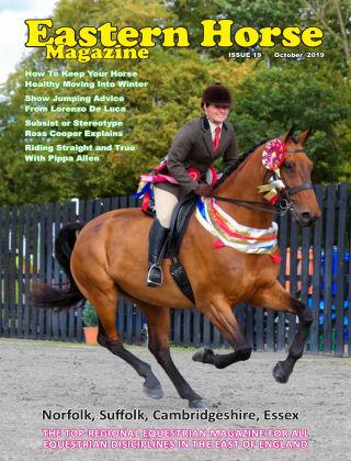 Eastern Horse Magazine October 2019