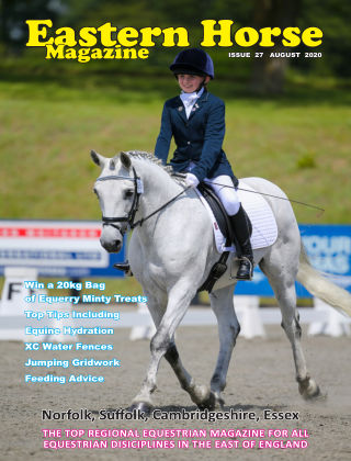 Eastern Horse Magazine August 2020