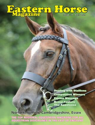 Eastern Horse Magazine April 21
