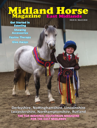 Midland Horse: East Midlands March 2018