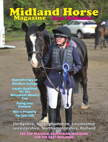 Midland Horse: East Midlands April 01, 2018 00:00