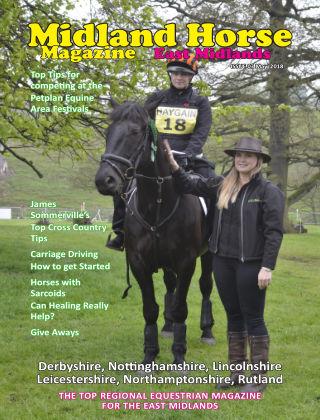 Midland Horse: East Midlands May 2018