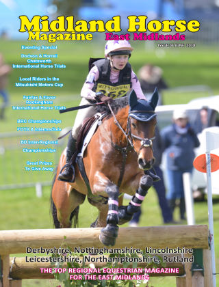 Midland Horse: East Midlands June 2018