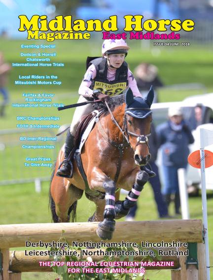 Midland Horse: East Midlands June 01, 2018 00:00