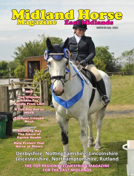 Midland Horse: East Midlands July 01, 2018 00:00