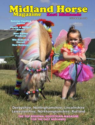 Midland Horse: East Midlands August 2018