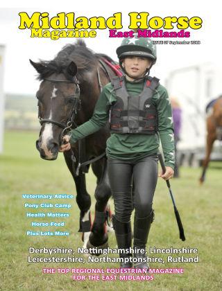 Midland Horse: East Midlands September 2018