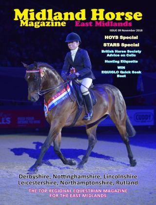 Midland Horse: East Midlands November 2018