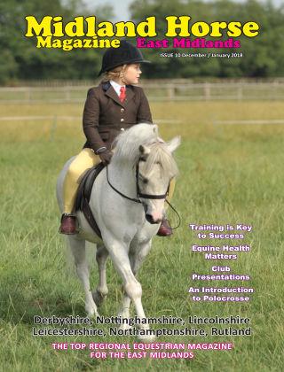Midland Horse: East Midlands December 2018